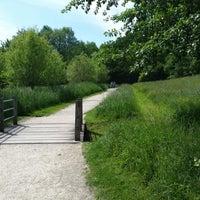 Photo taken at Parc Scheutbospark by MF2BXL on 5/18/2014