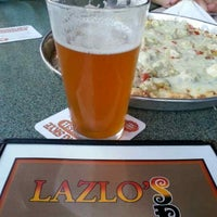 Photo taken at Lazlo's Brewery & Grill - Haymarket by Brett C. on 7/12/2013