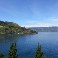 Photo taken at Danau Toba by Elisabeth Z. on 8/8/2013