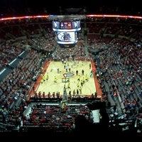 Photo taken at Value City Arena - Jerome Schottenstein Center by Kory N. on 1/13/2013