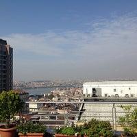 Photo taken at Turkcell Tepebaşı Plaza by Kadir A. on 9/23/2014