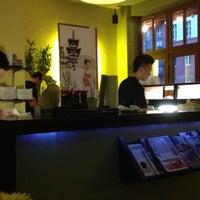 Das Foto wurde bei Mikoto Sushi von Peter B. am 10/10/2012 aufgenommen