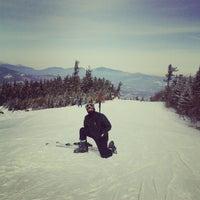 Photo taken at Attitash Mountain Resort by Rayh B. on 1/29/2013