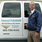 Photo taken at Diamond Dry Cleaners by Diamond Dry Cleaners on 11/28/2014