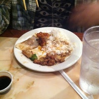 Photo taken at Hibachi Grill Buffet by Christal K. on 10/18/2012