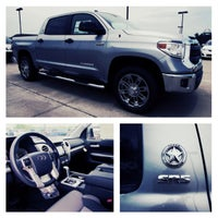 Photo taken at Toyota of Plano by Toyota of Plano on 7/16/2014