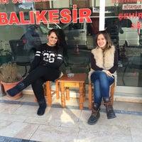 Photo taken at LEYDİ TURİZM SEYAHAT EDREMİT by Elvan Y. on 12/10/2014