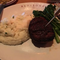 Photo taken at Redstone American Grill by Mechelle W. on 6/18/2016
