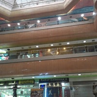 Photo taken at Raghuleela Mega Mall by Riya S. on 10/10/2012