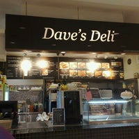 Photo taken at Dave's Deli by ashran on 10/8/2012