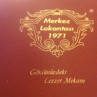 Photo taken at Merkez Lokantası by ☪ Murat E. on 1/8/2013