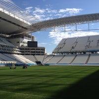 Foto tirada no(a) Arena Corinthians por Mauricio K. em 6/5/2014