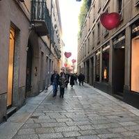 Foto scattata a Quadrilatero della Moda da ALKAN M. il 2/10/2018