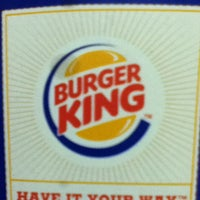 Photo taken at Burger King by ALKAN M. on 10/8/2012