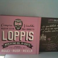 Photo taken at LOPPIS - mercatino del ri-usato by Nicole M. on 7/18/2013