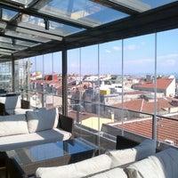6/9/2013 tarihinde Nur Y.ziyaretçi tarafından Lasagrada Hotel Istanbul'de çekilen fotoğraf