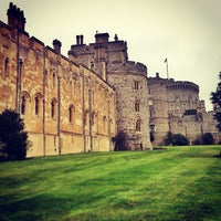 Photo taken at Windsor Castle by Alexoli on 4/11/2013
