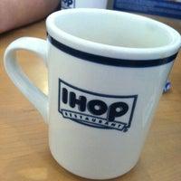 Photo taken at IHOP by Ryan K. on 11/16/2012