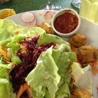Photo taken at Bio Restaurant by Laurel T. on 12/3/2012