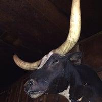 Photo taken at Parker Brother's Traildust Steakhouse by Matt C. on 1/18/2014