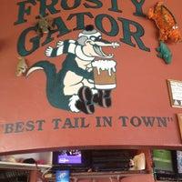 Photo taken at The Frosty Gator by Matt C. on 10/7/2012