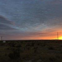 Photo taken at Marfa Mystery Lights Viewing Area by Haley M. on 11/27/2016