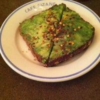 Das Foto wurde bei Café Gitane von Rachel A. am 10/7/2012 aufgenommen