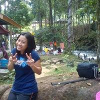 Photo taken at Kalumpang Resort Training Center by Nd A. on 12/16/2012