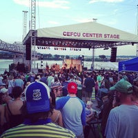 Photo taken at CEFCU Center Stage by Kevin H. on 8/7/2013