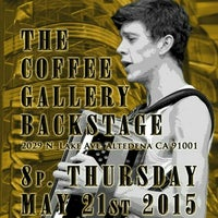 Photo taken at Coffee Gallery by Isaac O. on 5/22/2015