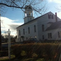 Photo taken at Paris Hill Historic Village by Kevin C. on 11/15/2012