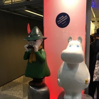 Photo taken at Moomin Shop by show-ji on 9/26/2017