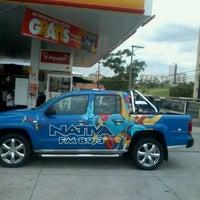 Photo taken at Posto Avenida by Rafael G. on 12/11/2012