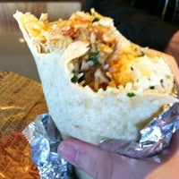 Photo taken at Chipotle Mexican Grill by Bryan H. on 10/16/2012