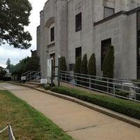 Photo taken at Beth David Cemetery by Joel E. on 8/1/2013