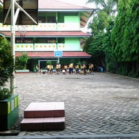 Photo taken at SDN KELAPA DUA WETAN 03 PAGI by erland r. on 11/22/2012