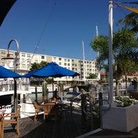Photo taken at Bimini Boatyard Bar & Grill by Frankie G. on 11/25/2012