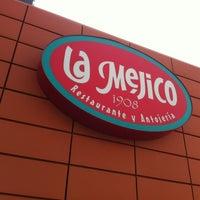 Photo taken at La Méjico by Tonny A. on 11/8/2012