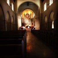 Photo taken at Shove Chapel by Brandon L. on 8/9/2013