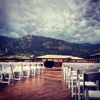 Photo taken at Cheyenne Mountain Resort by Brandon L. on 6/29/2013