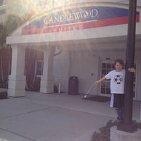 Photo taken at Candlewood Suites Fort Myers-Sanibel Gateway by Heather C. on 11/10/2012