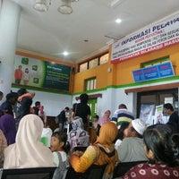 Photo taken at Stasiun Malang Kotabaru by Brenda N. on 6/26/2013