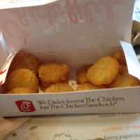 Photo taken at Chick-fil-A by Candy G. on 6/9/2014