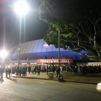 Photo taken at Los Angeles Memorial Sports Arena by Todd S. on 11/24/2013