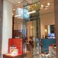 Photo taken at Hermès by Rockstar on 10/3/2012
