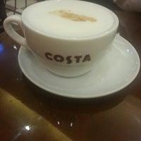 Photo taken at Costa Coffee by Nikhil M. on 4/8/2013