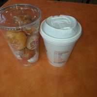 Photo taken at Dunkin Donuts by Faisal A. on 8/14/2014