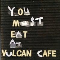 Photo taken at Vulcan Thai Cafe by Kali-Star H. on 10/11/2014
