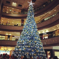 Photo taken at Takashimaya S.C. by elly on 12/9/2012