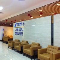 Photo taken at Zhanjiang Airport (ZHA) by Jubo C. on 11/11/2012